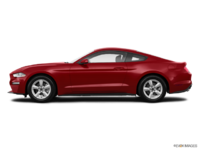2018 Ford Mustang EcoBoost Fastback | Photo 1 | Ruby Red Metallic Tinted Clearcoat