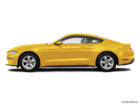 2018 Ford Mustang EcoBoost Fastback | Photo 1 | Triple Yellow Tri-Coat