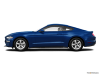2018 Ford Mustang EcoBoost Fastback | Photo 1 | Lightning Blue Metallic