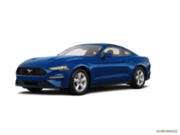 2018 Ford Mustang EcoBoost Fastback | Photo 3 | Lightning Blue Metallic