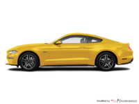 2018 Ford Mustang GT Fastback | Photo 1 | Triple Yellow Tri-Coat