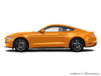 2018 Ford Mustang GT Fastback | Photo 1 | Orange Fury Metallic Tri-Coat
