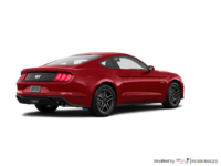 2018 Ford Mustang GT Fastback | Photo 2 | Ruby Red Metallic Tinted Clearcoat