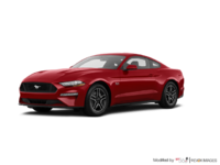 2018 Ford Mustang GT Fastback | Photo 3 | Ruby Red Metallic Tinted Clearcoat