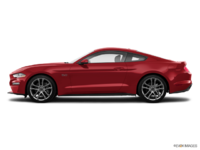 2018 Ford Mustang GT Premium Fastback | Photo 1 | Ruby Red Metallic Tinted Clearcoat