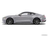 2018 Ford Mustang GT Premium Fastback | Photo 1 | Ingot Silver Metallic