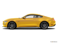 2018 Ford Mustang GT Premium Fastback | Photo 1 | Triple Yellow Tri-Coat