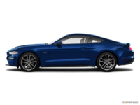 2018 Ford Mustang GT Premium Fastback | Photo 1 | Lightning Blue Metallic