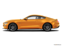 2018 Ford Mustang GT Premium Fastback | Photo 1 | Orange Fury Metallic Tri-Coat