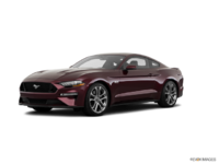 2018 Ford Mustang GT Premium Fastback | Photo 3 | Royal Crimson Metallic Tinted Clearcoat