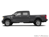 2018 Ford Super Duty F-350 PLATINUM | Photo 1 | Magnetic