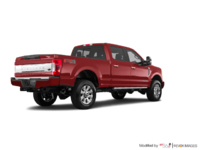 2018 Ford Super Duty F-350 PLATINUM | Photo 2 | Ruby Red