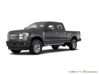 2018 Ford Super Duty F-350 PLATINUM | Photo 3 | Magnetic