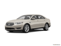 2018 Ford Taurus SEL | Photo 3 | White Gold