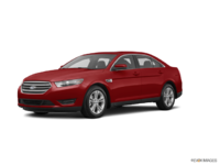 2018 Ford Taurus SEL | Photo 3 | Ruby Red Metallic Tinted Clearcoat
