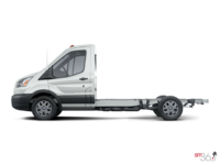 2018 Ford Transit CC-CA CHASSIS CAB | Photo 1 | Oxford White