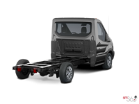 2018 Ford Transit CC-CA CHASSIS CAB | Photo 2 | Magnetic Metallic