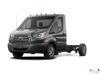2018 Ford Transit CC-CA CHASSIS CAB | Photo 3 | Magnetic Metallic