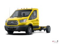 2018 Ford Transit CC-CA CHASSIS CAB | Photo 3 | School Bus Yellow