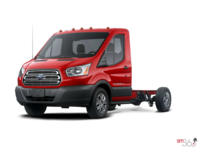 2018 Ford Transit CC-CA CHASSIS CAB | Photo 3 | Race Red