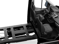 2018 Ford Transit CC-CA CHASSIS CAB | Photo 1 | Pewter Leather (LK)