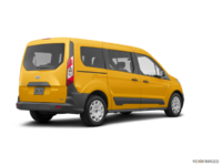 2018 Ford Transit Connect XL WAGON | Photo 2 | School Bus Yellow