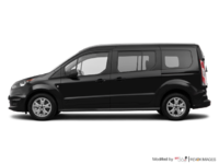 2018 Ford Transit Connect XLT WAGON | Photo 1 | Shadow Black