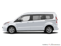 2018 Ford Transit Connect XLT WAGON | Photo 1 | Frozen White
