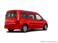 2018 Ford Transit Connect XLT WAGON | Photo 2 | Race Red