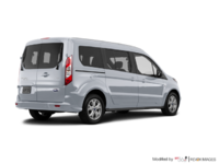 2018 Ford Transit Connect XLT WAGON | Photo 2 | Silver Metallic