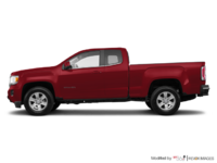 2018 GMC Canyon SLE | Photo 1 | Red quartz tintcoat