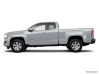 2018 GMC Canyon SLE | Photo 1 | Quicksilver Metallic
