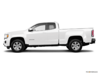 2018 GMC Canyon SLE | Photo 1 | Summit White