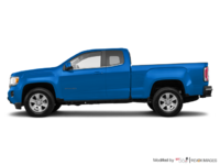 2018 GMC Canyon SLE | Photo 1 | Marine Blue Metallic