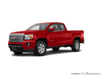 2018 GMC Canyon SLE | Photo 3 | Cardinal Red