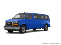 2018 GMC Savana 3500 PASSENGER LT | Photo 3 | Marine Blue Metallic