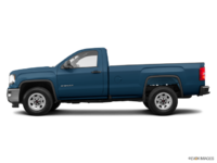 2018 GMC Sierra 1500 BASE | Photo 1 | Stone Blue Metallic