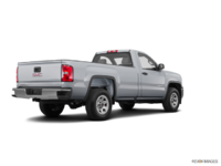2018 GMC Sierra 1500 BASE | Photo 2 | Quicksilver Metallic