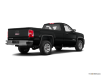 2018 GMC Sierra 1500 BASE | Photo 2 | Onyx Black