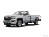 2018 GMC Sierra 1500 BASE | Photo 3 | Quicksilver Metallic