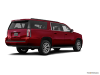 2018 GMC Yukon XL SLT | Photo 2 | Crimson Red Tintcoat