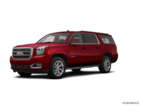 2018 GMC Yukon XL SLT | Photo 3 | Crimson Red Tintcoat