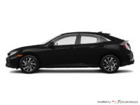 2018 Honda Civic hatchback LX | Photo 1 | Crystal Black Pearl