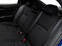 2018 Honda Civic hatchback LX | Photo 2 | Black Fabric