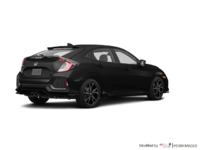 2018 Honda Civic hatchback SPORT TOURING | Photo 2 | Crystal Black Pearl