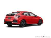 2018 Honda Civic hatchback SPORT TOURING | Photo 2 | Rallye Red