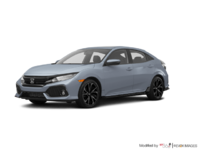 2018 Honda Civic hatchback SPORT TOURING | Photo 3 | Sonic Grey Pearl