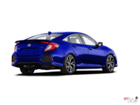 2018 Honda Civic Sedan SI | Photo 2 | Aegean Blue Metallic