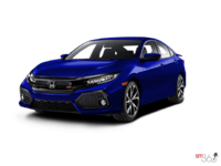 2018 Honda Civic Sedan SI | Photo 3 | Aegean Blue Metallic