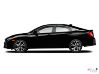2018 Honda Civic Sedan SI | Photo 1 | Crystal Black Pearl